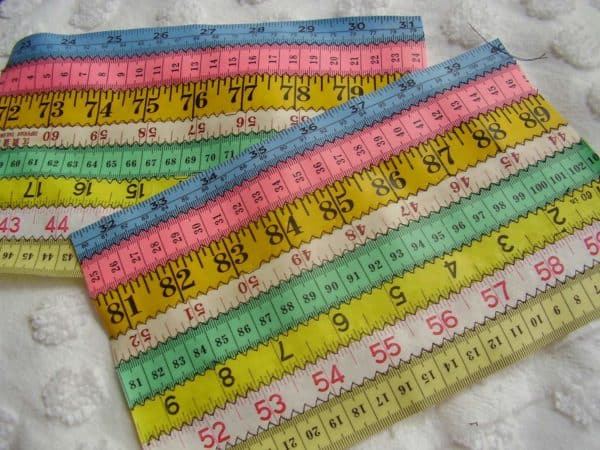 Tape Measure Pouch Tutorial Accessories Clothing Do-It-Yourself Ideas