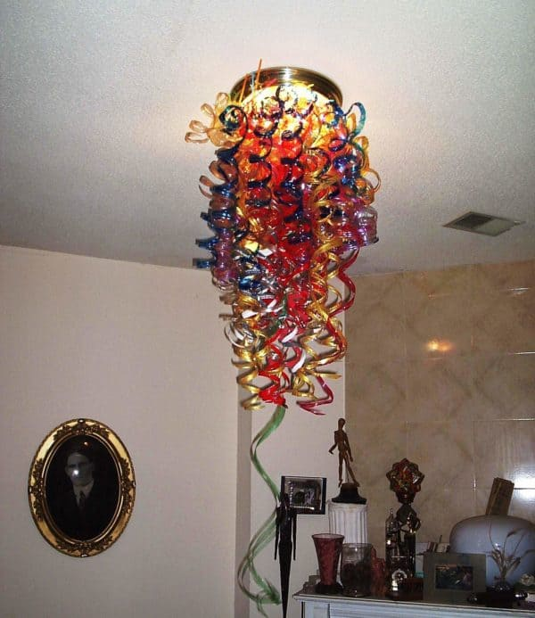 Light Fixture Lamps & Lights Recycled Plastic