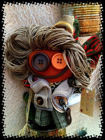 UgLy ReCyCLeD DoLLs