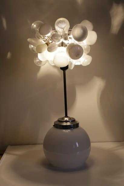 The White lamp