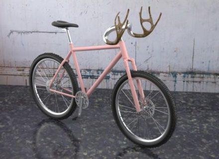 Antlers Bike