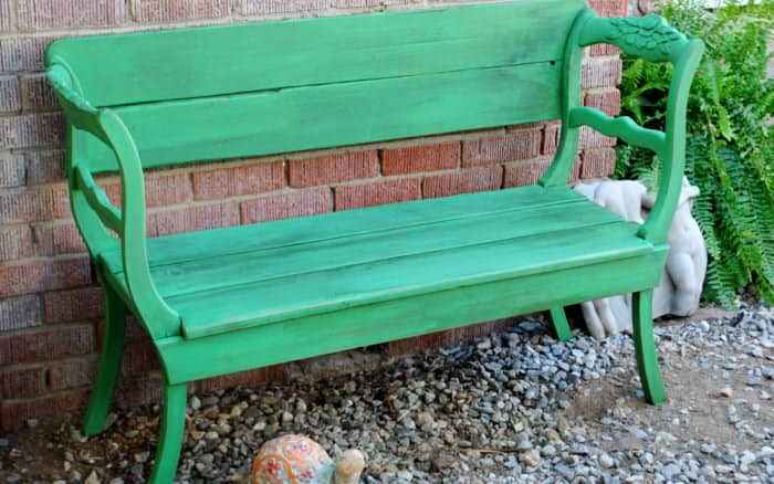 How to convert old chairs into a new bench in furniture garden 2 diy  with outdoor Garden ideas DIY Chair Bench