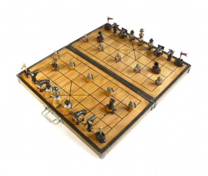 Xiang Qi (Ca tuong) – Chinese chess set