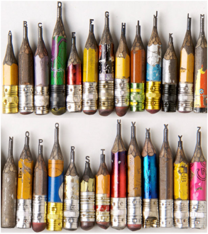 Pencil Miniature Art