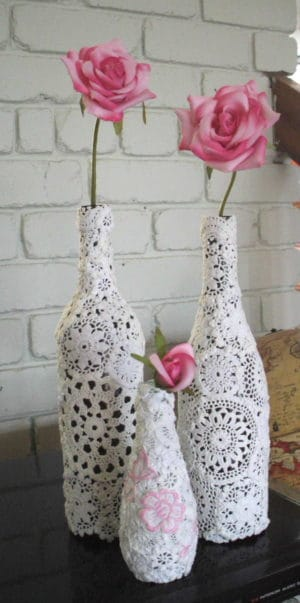 """Will You Be My Valentine?"" Vases"