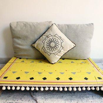 DIY: Chillout sofa