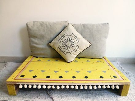 DIY: Chillout sofa