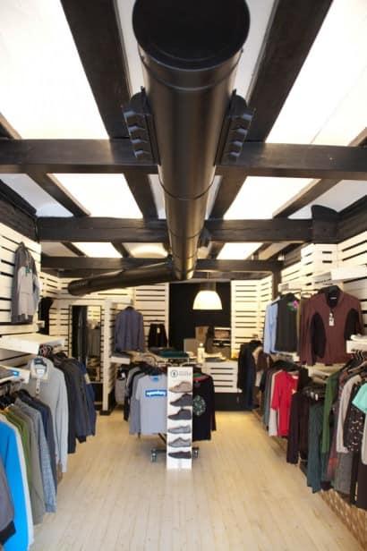 Pallets racks shop