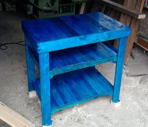 Pallet kitchen table Recycled Furniture Recycled Pallets