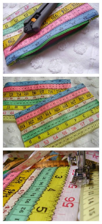 Tape Measure Pouch Tutorial