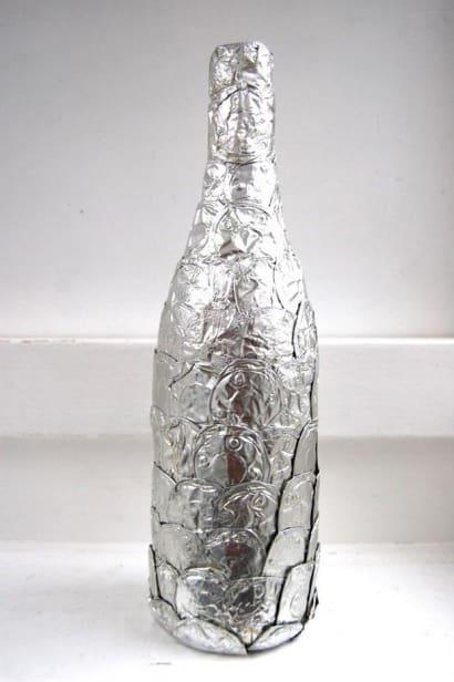 Tea-light vase