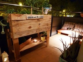 DIY: Urban Garden