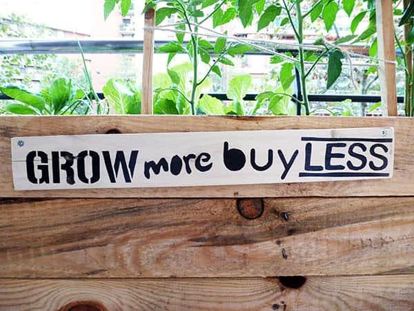 Diy: Urban Garden Do-It-Yourself Ideas Garden Ideas Recycled Pallets
