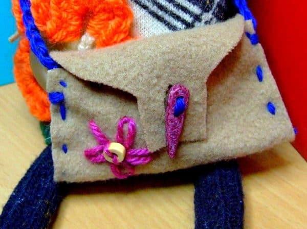 Viola rag doll Clothing Do-It-Yourself Ideas