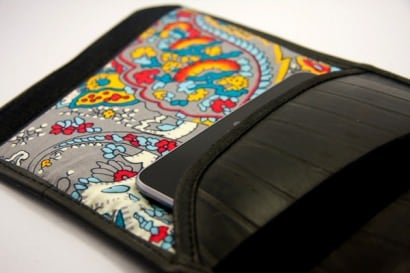 Recycled Tire Case for iPad, iPad Mini & iPhone