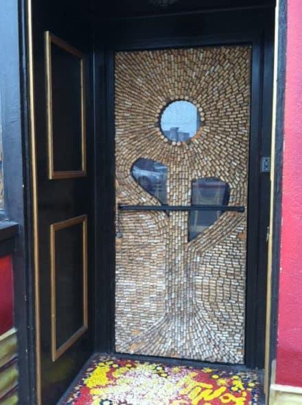 Corks Door