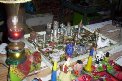 Old lightning Chess