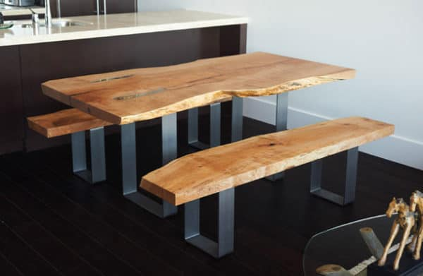 Handmade Solid Wood Furniture Recycled Furniture Wood & Organic