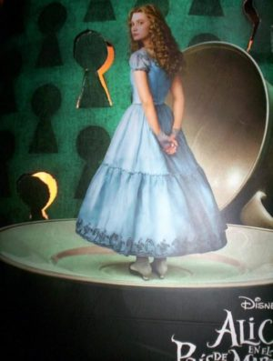 Alice in wonderland light