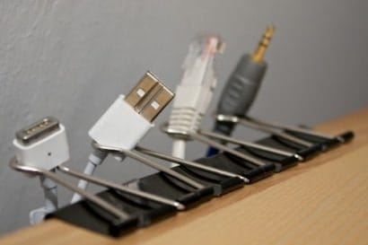 6 Uses for Binder Clips