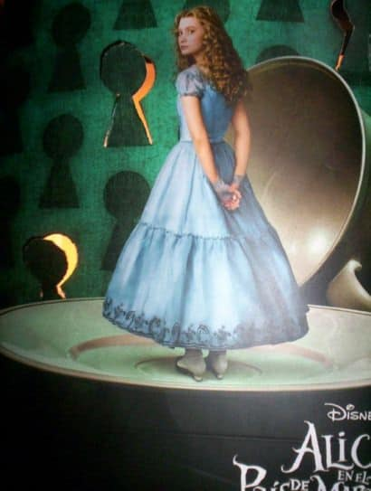 Alice in wonderland light