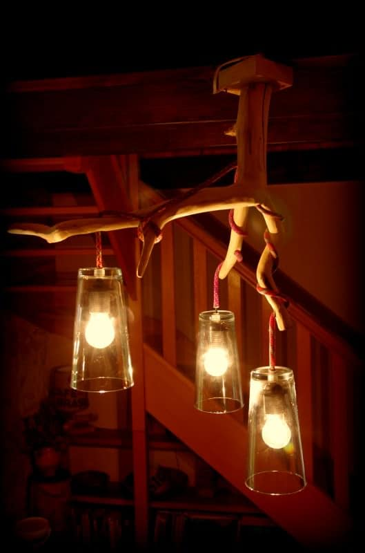 The Climbing Rope Lamp Lamps & Lights