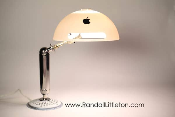 Imac G4 Lamp Lamps & Lights Recycled Electronic Waste