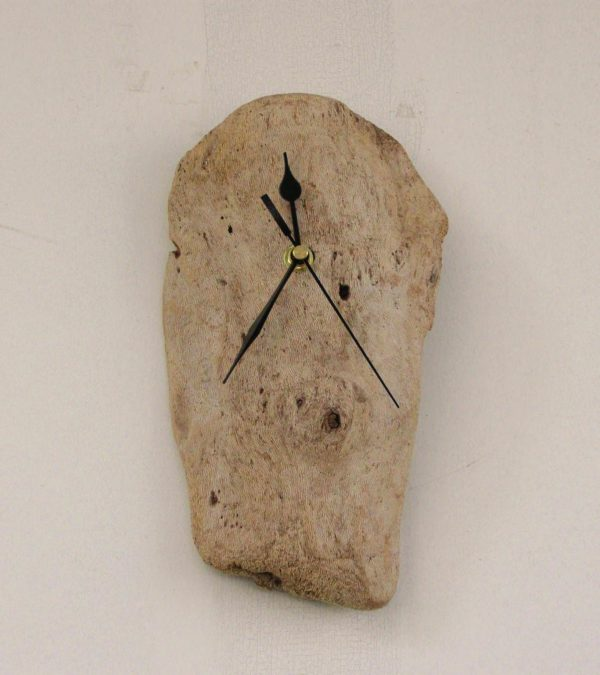 Handmade Clocks From Old Wooden Planks Accessories Wood & Organic
