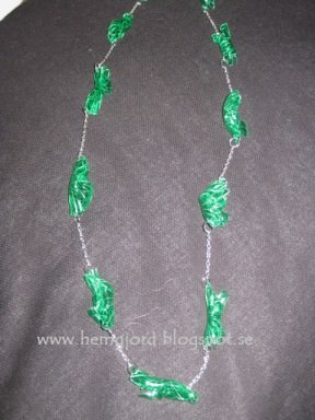 PET-bottles Necklaces