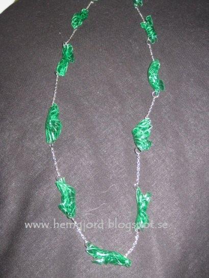 PET-bottles Necklaces