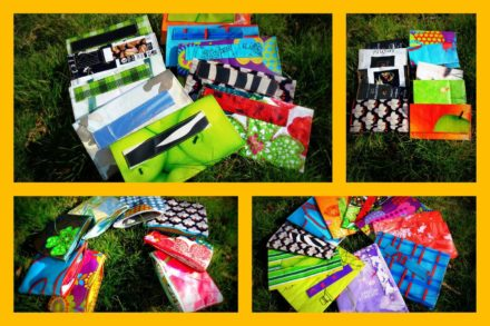 Reusable bags by MaBricole