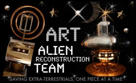 ART-Alien Reconstruction Team!