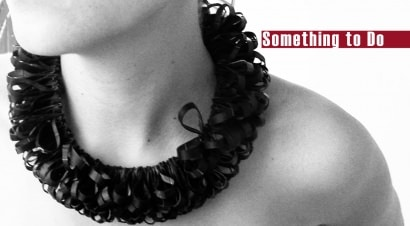 """Something to Do"" jewelry"