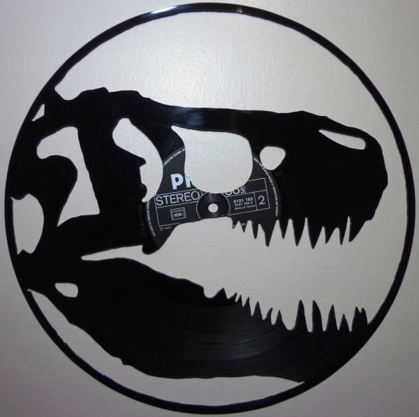 Vinyl Record Art Recycled Art Recycled Vinyl