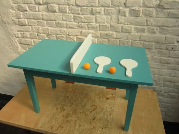 Mini Pong Recycled Furniture