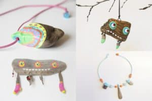 Driftwood Accessories by Jennifer Vosteen
