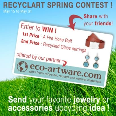 Recyclart Spring Contest !
