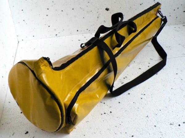 Upcycled Reinforced Soft Bag for music instruments Accessories