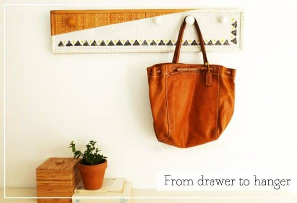 From Drawer to Hanger Accessories Do-It-Yourself Ideas