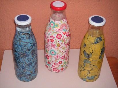La Cuca, Artesania del reciclatge