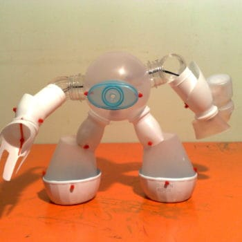 Eco-robots