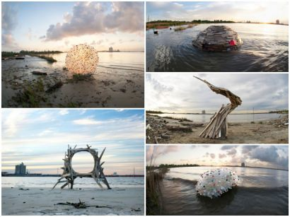 """Human Debris"" by Jeremy Underwoods"