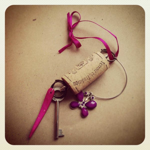 Upcycled Cork Charms Accessories Recycled Cork