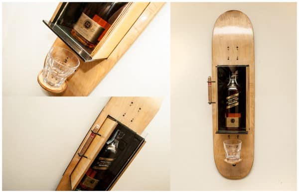 Recycled & Handcrafted Skateboards wood Accessories Wood & Organic