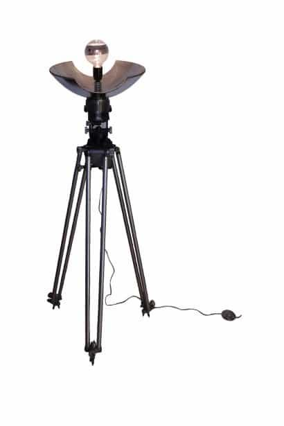 La parabole de la lampe et de la mesure
