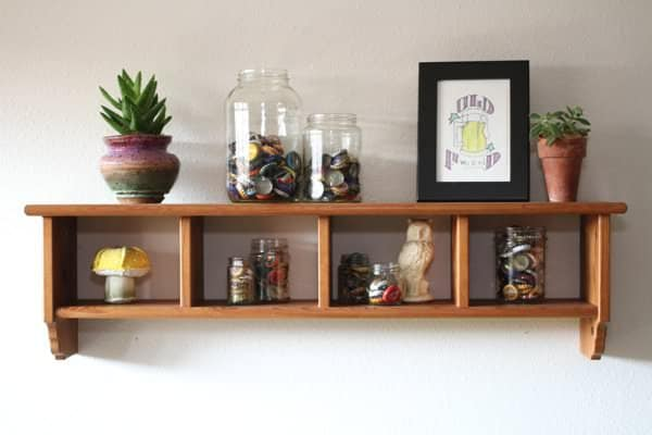 Recycled Glass Jars Turned into Decoration Do-It-Yourself Ideas Recycled Glass