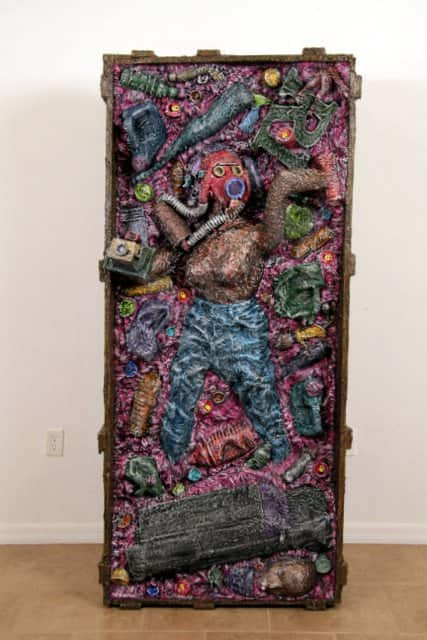 Assemblagist/Sculptor Recycled Art