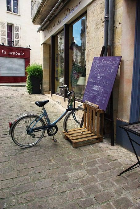 Pallet bicycle stand Bike & Friends Recycled Pallets