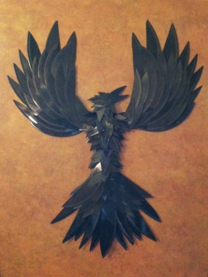 Wings Spread