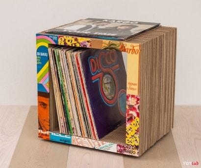 Vinyl Cube